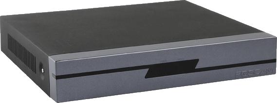 Gravador NVR-FS 9CH (ultima geração)